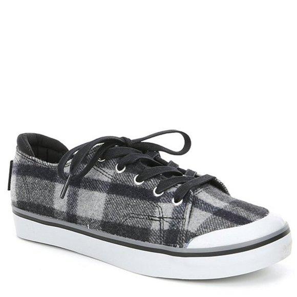 Elsa Iii Wool Plaid Sneakers   Poshmark